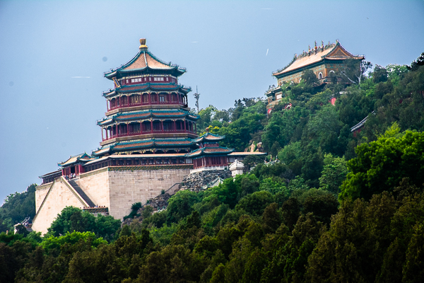 Summer Palace on Longevity Hill.